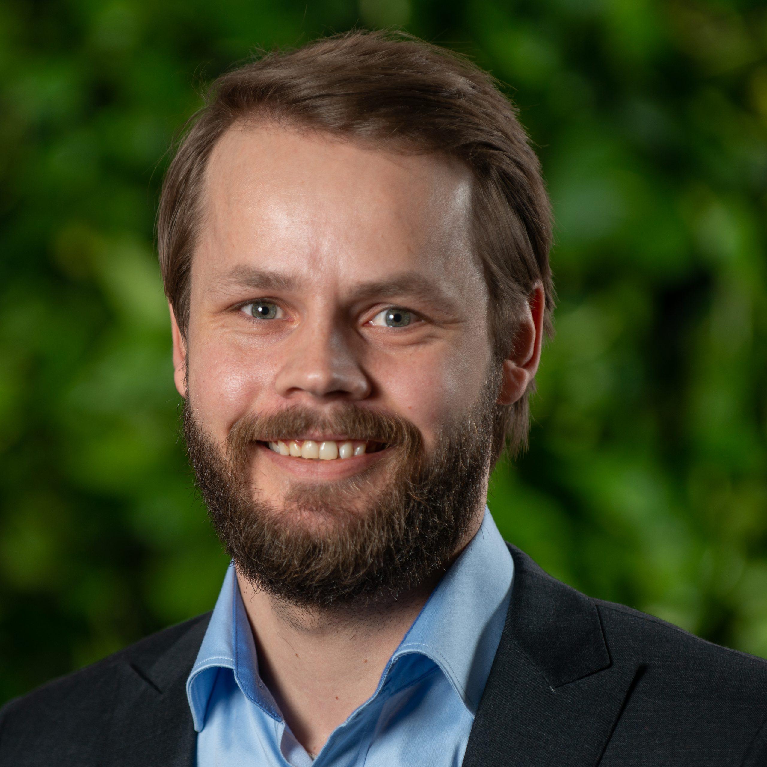 Kasper G.  Andersen
